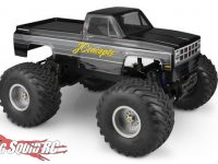 JConcepts 1982 GMC K2500 Body