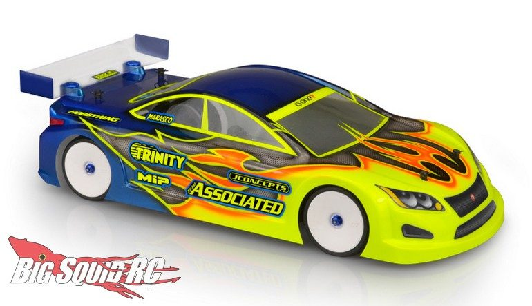 JConcepts A1R A1 Racer Touring Car Body