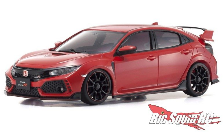 Kyosho MINI-Z FWD Honda Civic Type R