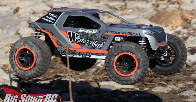 Kyosho Rage 2.0 Review