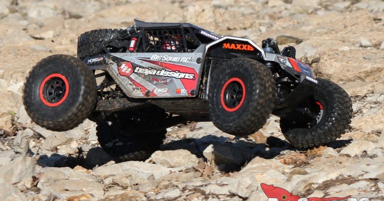 Losi Super Rock Rey Review