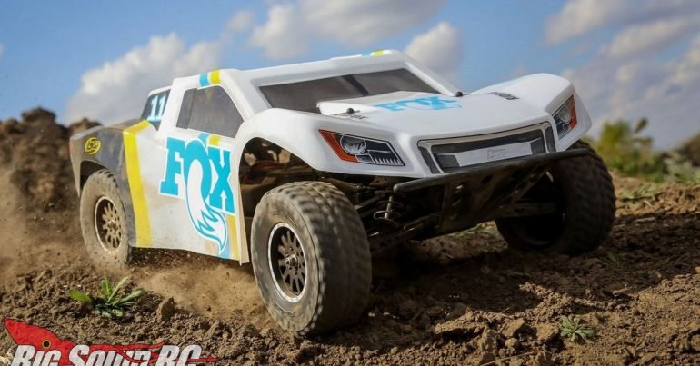 Losi Tenacity Method Fox Licensed Short Course Trucks