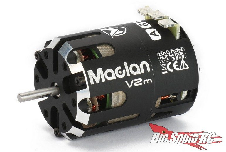 Maclan Racing MRR V2m Modified Brushless Motor