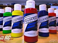 Pro-Line Airbrush RC Car Paint Video