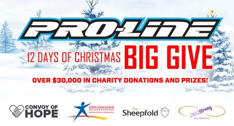 Pro-Line Big Give 2018