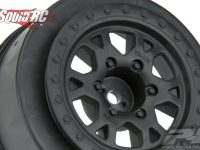 Pro-Line Impulse SCT Black Wheels