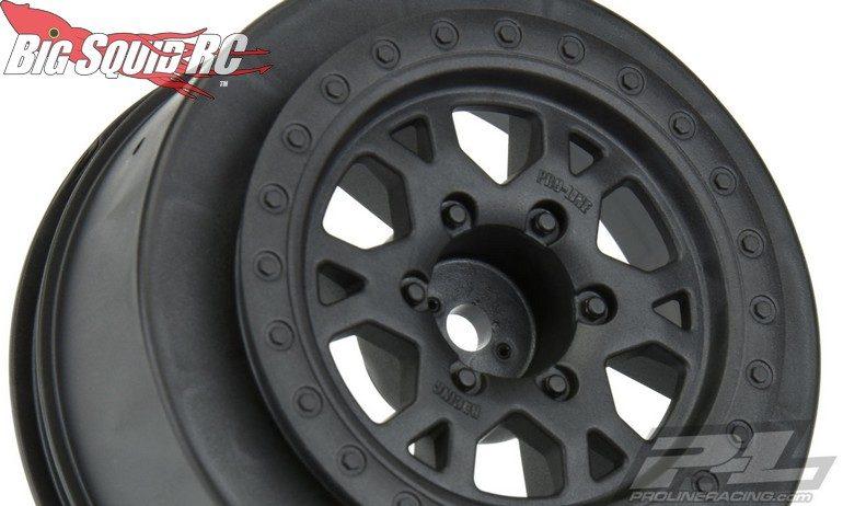 Pro-Line Impulse SCT Black Wheels