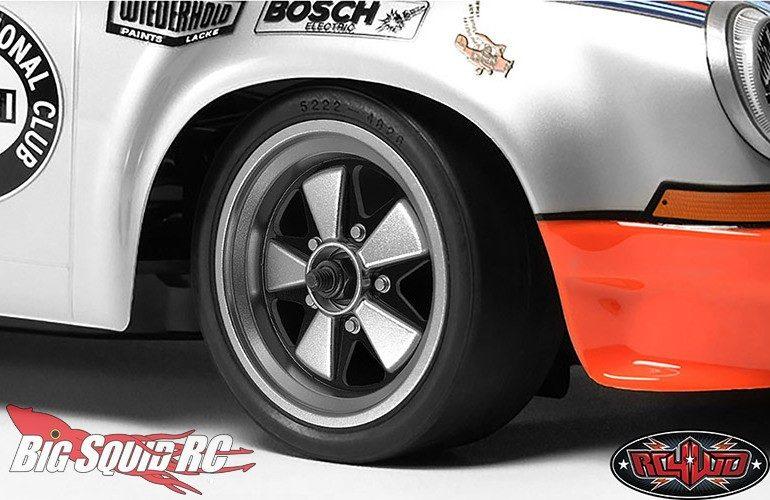 RC4WD Lotus 1.9 Aluminum Wheels