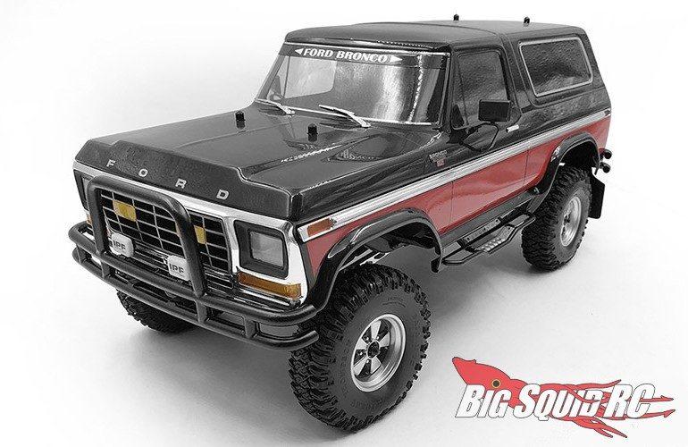 RC4WD Rhino Bumper Traxxas TRX-4 Bronco