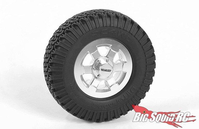 RC4WD Yota Narrow Offset 1.9 Beadlock Wheels