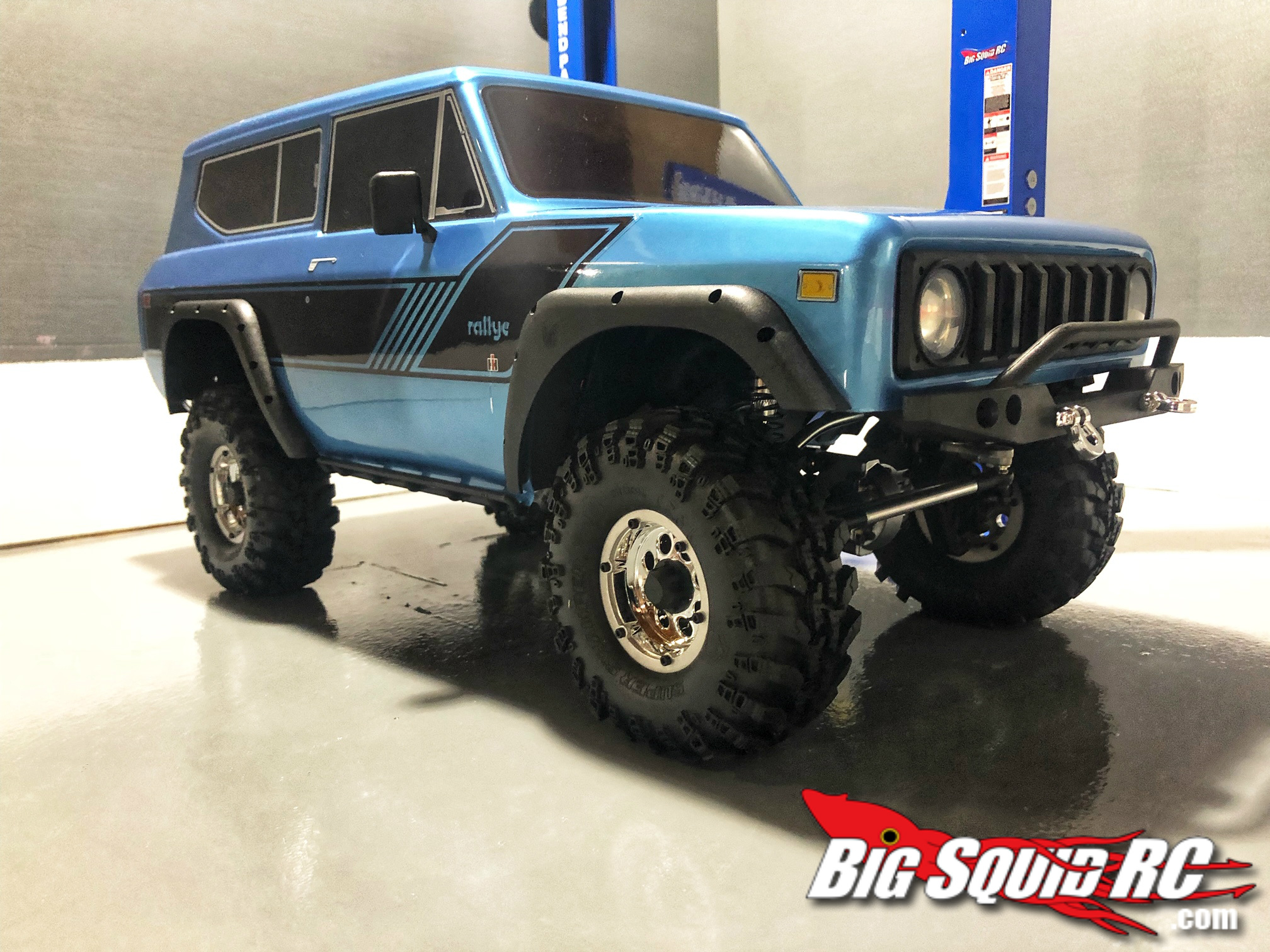 UNBOXING – REDCAT RACING GEN 8 INTERNATIONAL SCOUT II « Big Squid RC – RC Car and Truck News ...