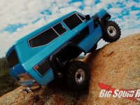 Redcat Racing Gen8 Scout II Action Driving Crawling Video