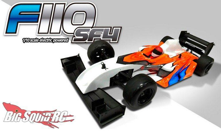 Serpent F110 SF4 Formula 1 Car