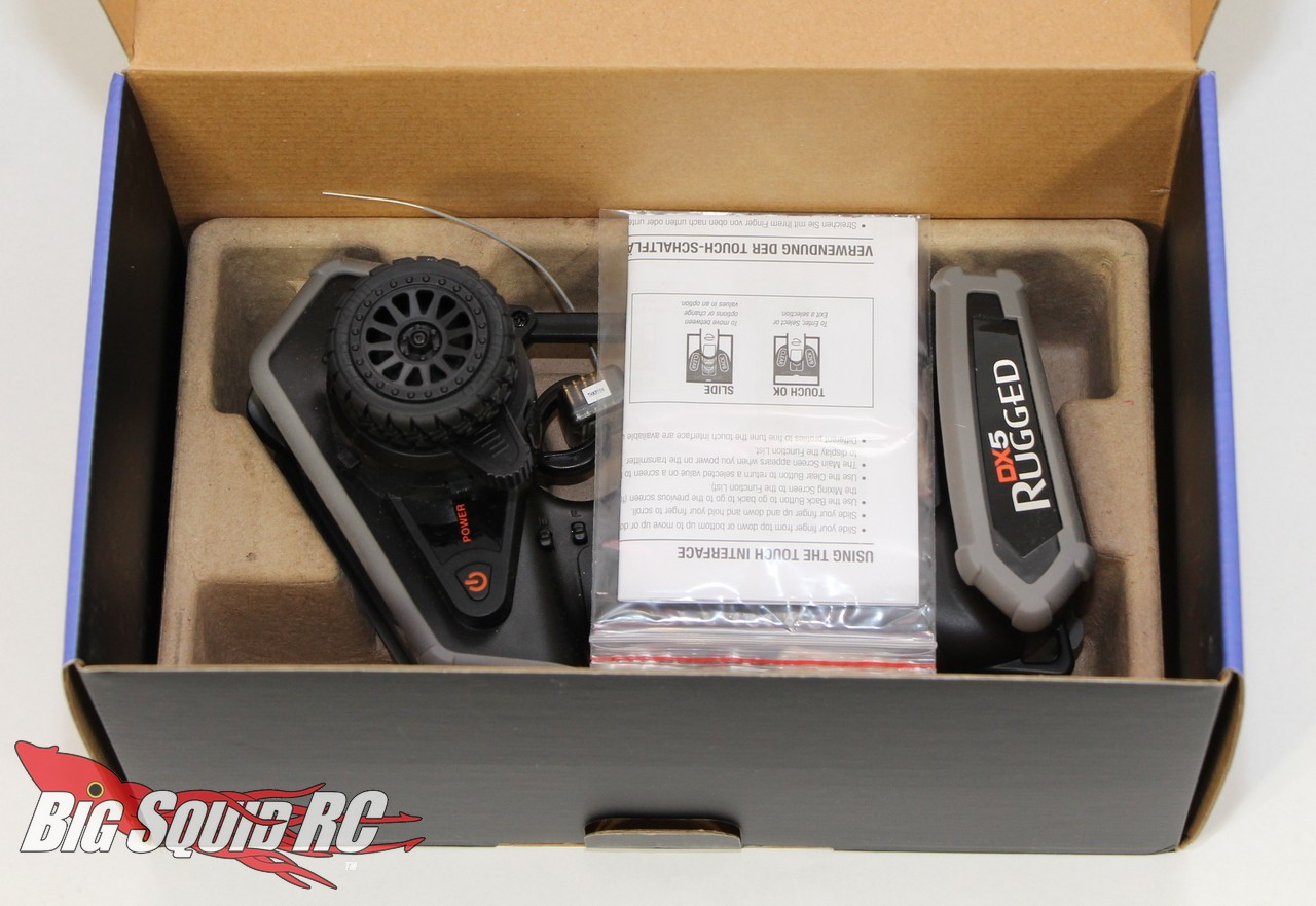 THE Spektrum DX5 Rugged Transmitter Review « Big Squid RC – RC Car