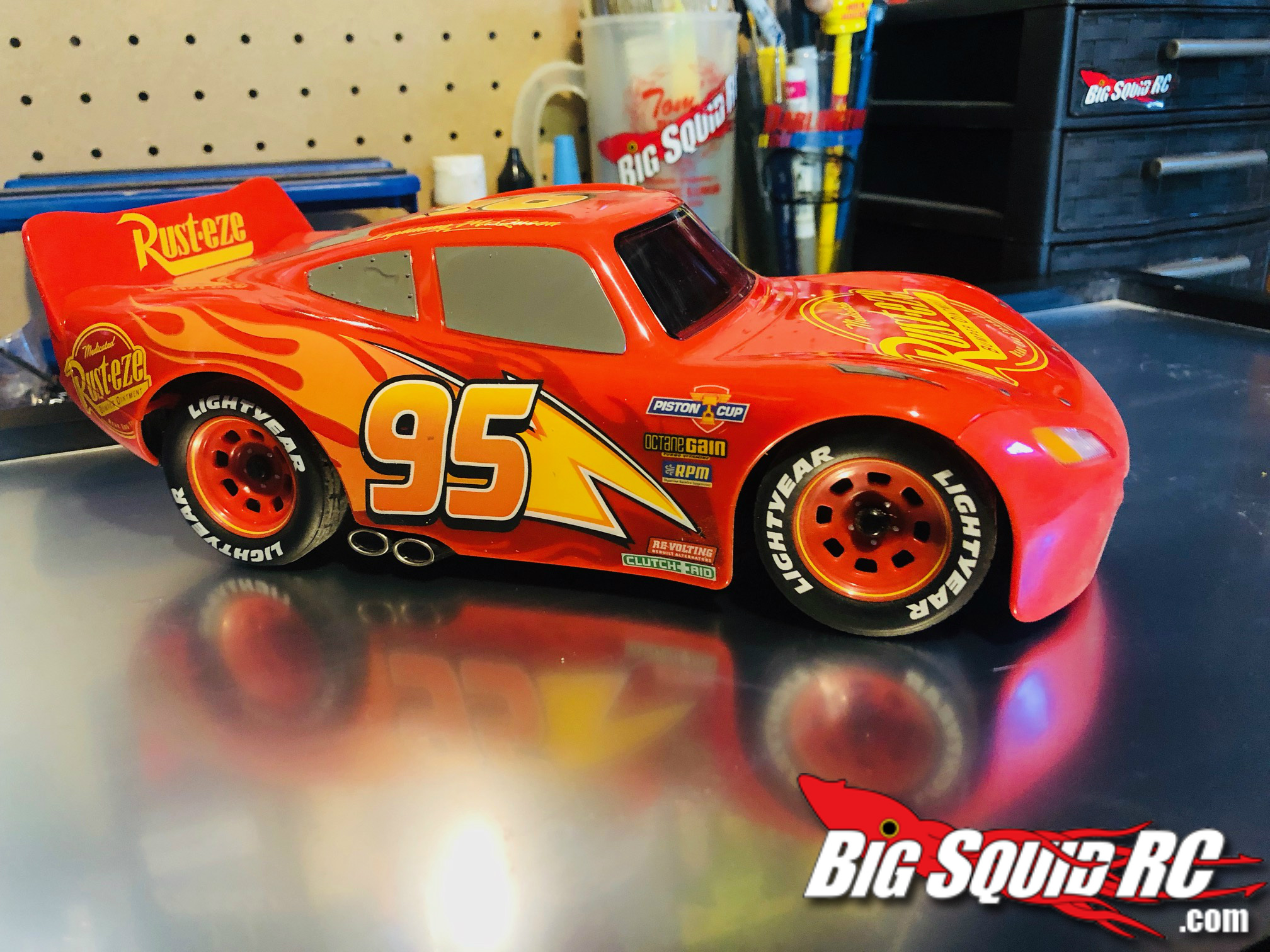 Everybody S Scalin Sphero Lightning Mcqueen 171 Big Squid
