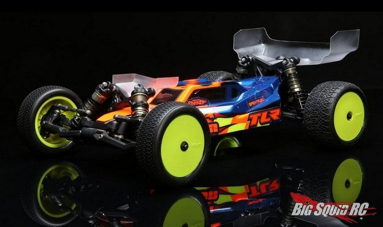 TLR 22 DC 5.0 2wd Buggy