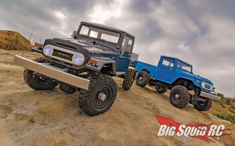 Team Associated CR12 Toyota FJ45 Pick-Up « Big Squid RC – RC Car and