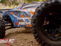 Traxxas E-Revo Big Air Video