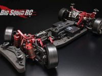Yokomo YD-2 SX II Red Drift Car