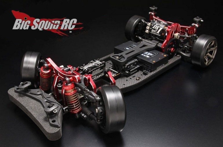 Yokomo YD-2 SX II Red Drift Car