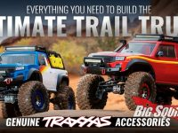 Traxxas TRX-4 Scale Accessories