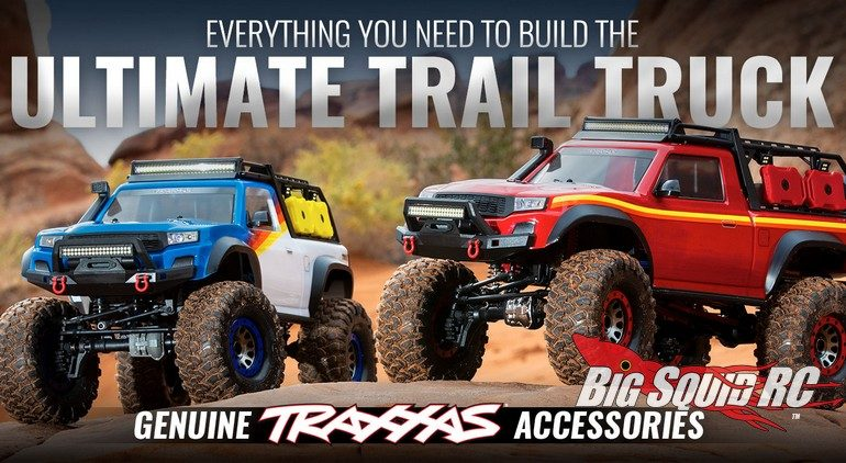 Traxxas TRX-4 Scale Accessories