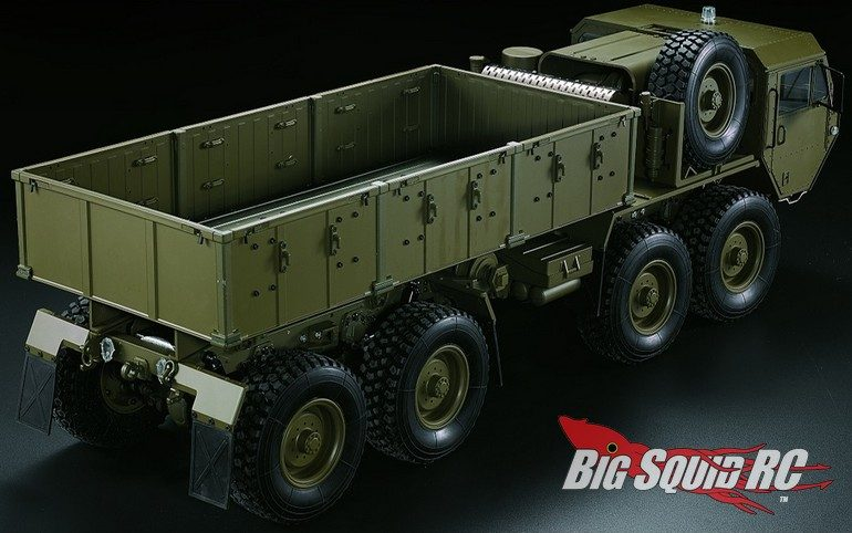 CNRacing 12th Pro 8WD Military RC Truck