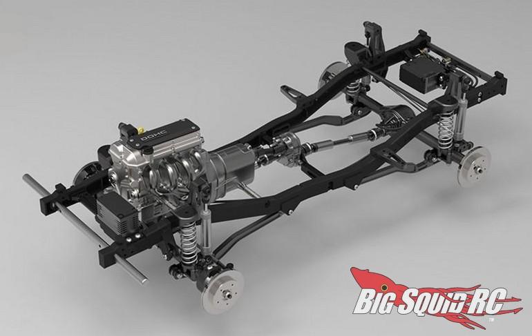 Capo Racing Samurai 1 6 Rc Scale Crawler 171 Big Squid Rc