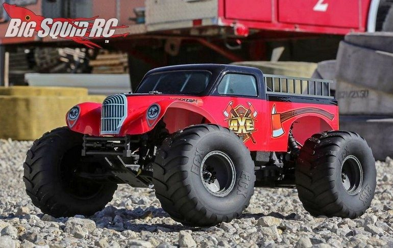 ECX Axe 2WD Monster Truck