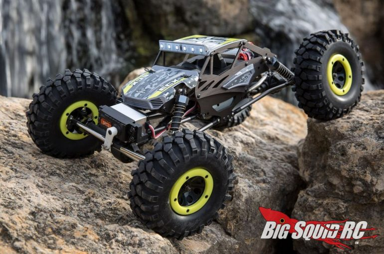 ECX Temper Gen 2 1/18 Rock Crawler