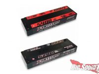 Fantom Low Profile LiPo LiHV Batteries