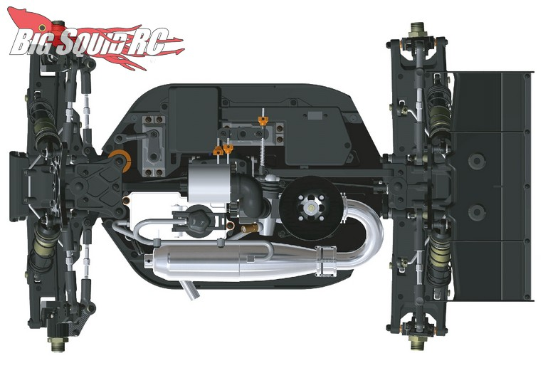Hb Racing D Nitro Buggy Rc on Sway Bar Link Kit