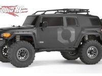HPI Racing Matte Black Venture FJ Cruiser