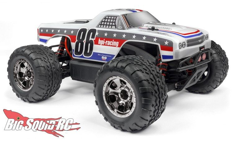 HPI Racing Savage XS FLUX El Camino SS