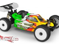 JConcepts S15 Body HB Racing D819