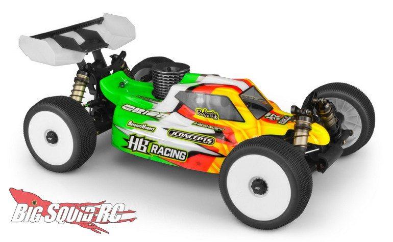 JConcepts S15 Body HB Racing D819