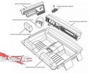 Knight Customs TRX4 Bronco Scale Interior 3D Printer Plans
