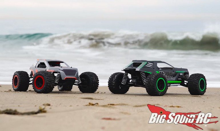 Kyosho Rage 2.0 Video
