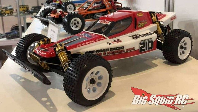 Kyosho Turbo Optima Re-Release