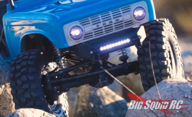 Pro-Line Ridgeline Bumper Video