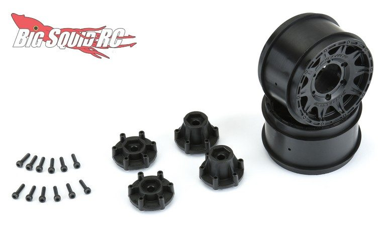 Pro-Line Raid 2.8 Removable Hex Wheels