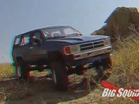 RC4WD 1985 Toyota 4Runner Body Video