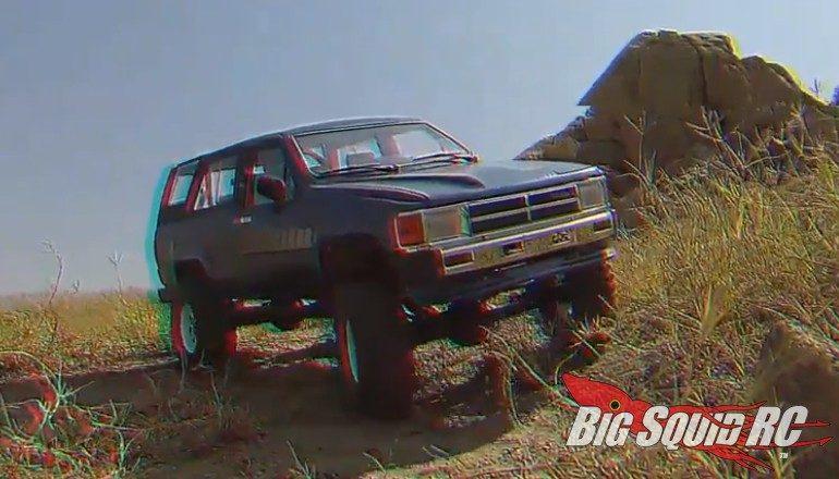 RC4WD 1985 Toyota 4Runner Body Video