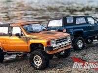 RC4WD 1985 Toyota 4Runner Body