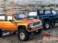 RC4WD 1985 Toyota 4Runner Body
