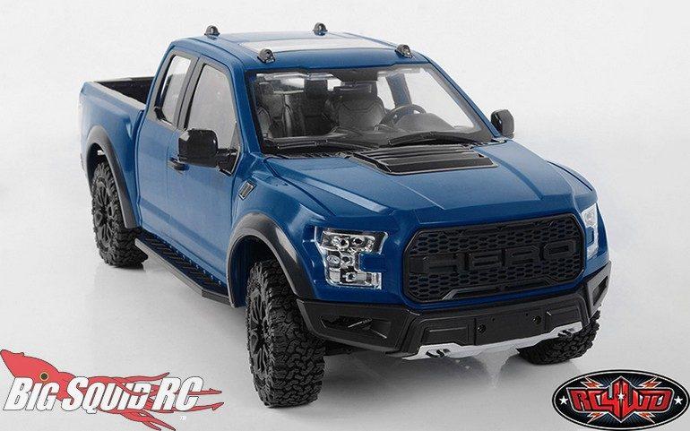 RC4WD Desert Runner RTR Hero Hard Body Blue