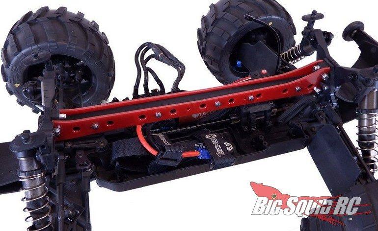 T-Bone Racing T2T Upper Chassis Brace Tekno MT410