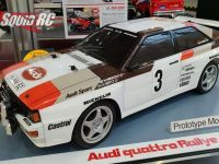 Tamiya Audi Quattro Rally A2 Kit