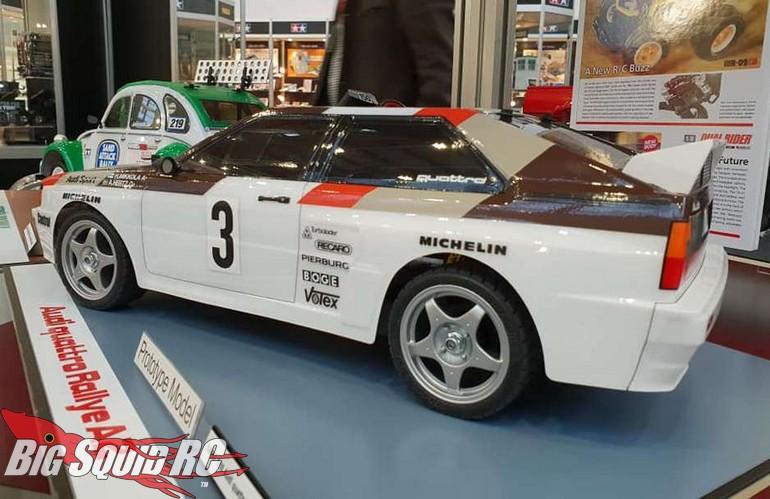 Tamiya Audi Quattro Rally A2 Kit  U00ab Big Squid Rc  U2013 Rc Car