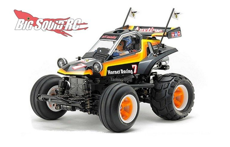 Tamiya Comical Hornet RC Car